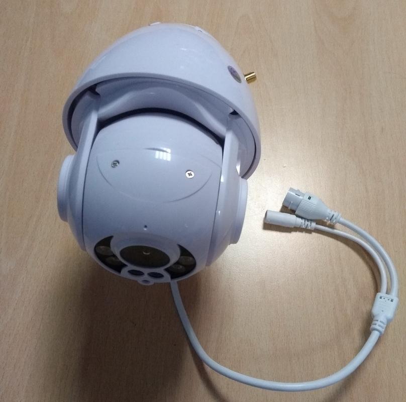 Test et avis caméra motorisée GR0038 (Grantek)