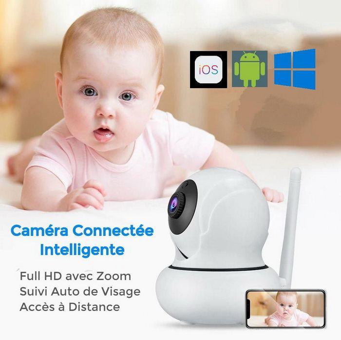 Caméra Connectée Intelligente