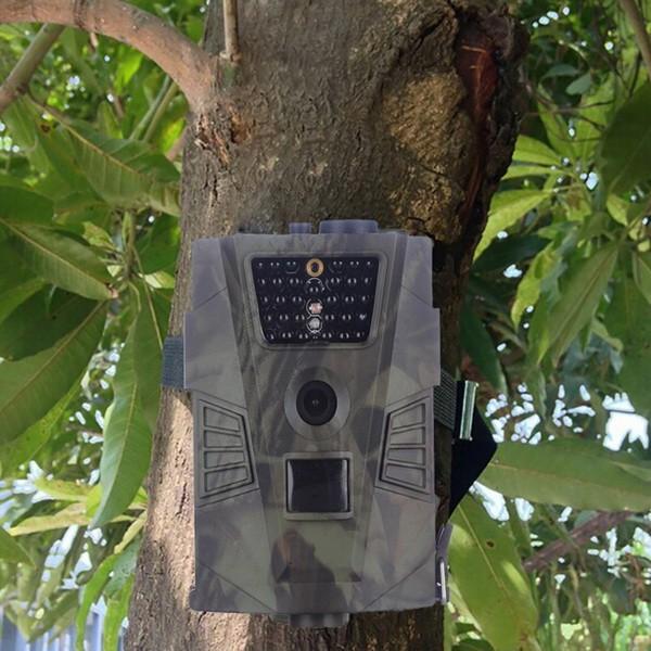 Mini caméra autonome avec enregistrement
