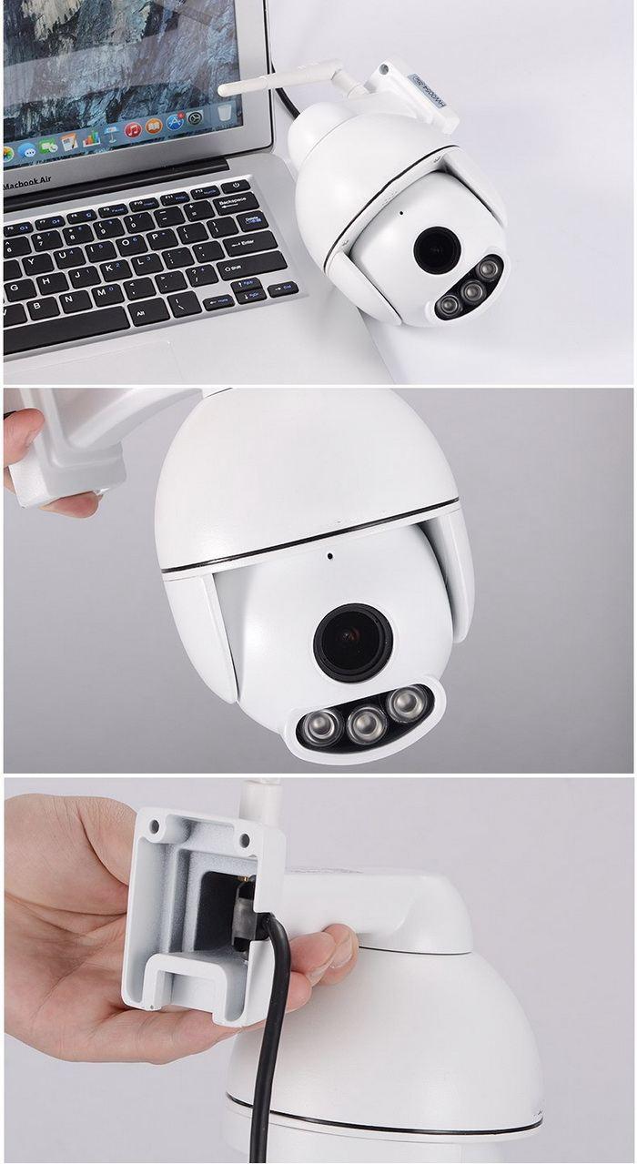 Mini caméra PTZ dôme
