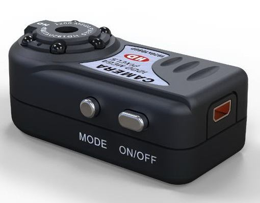 Mini camera espion HD