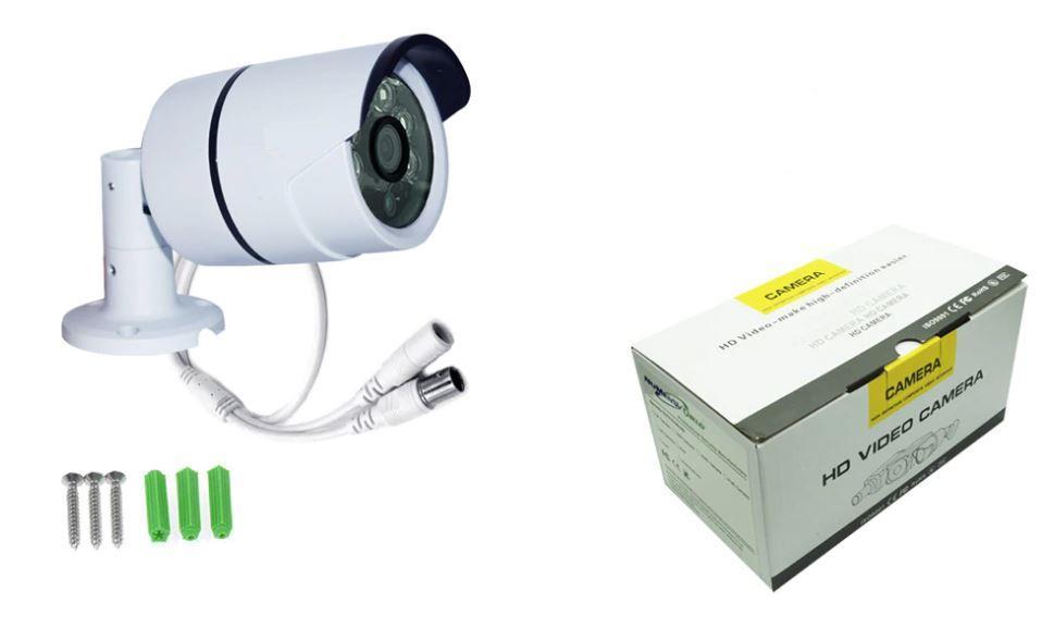 Mini caméra de surveillance infrarouge