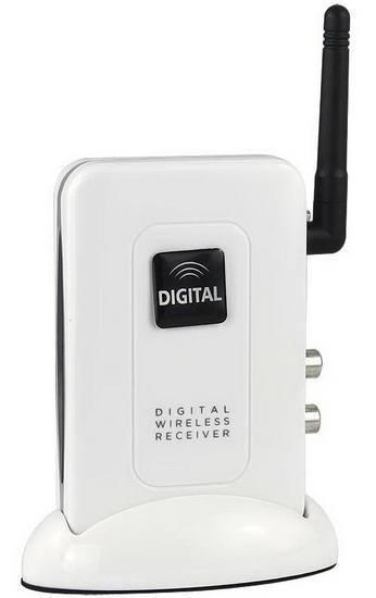 Récepteur sans fil numérique