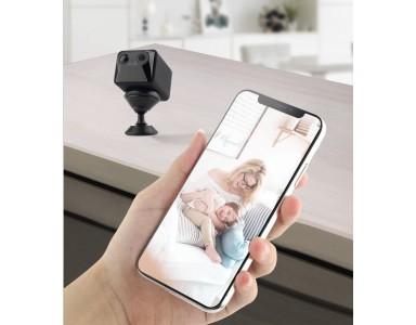 La nouvelle caméra espion avec une longue autonomie